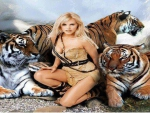 the tiger girl