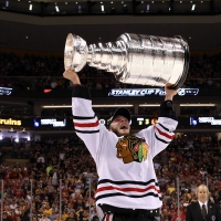 Blackhawks win 2013 Stanley Cup