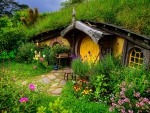 Old Beautiful Cottage