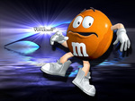 Orange M&M WinXP