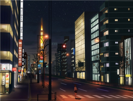 night city other amp anime background wallpapers on