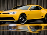 Bumblebee Camaro Concept for Transformers