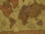 1800's World Map 2