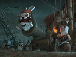 Rayman Raving Rabbids - Pirates of The Caribbean