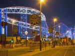 pleasure beach amusement park in england