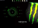 monster engi gondo pantalla