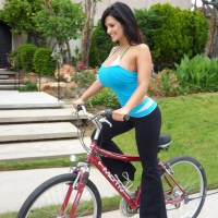 Denise Milani One Great Ride