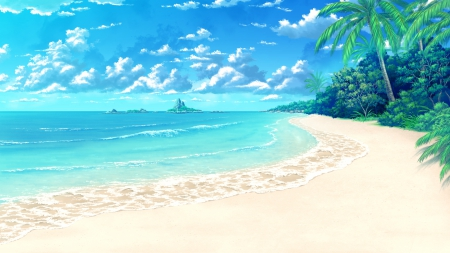 beach other amp anime background wallpapers on desktop