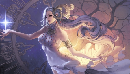 Light queen - Anime universe Wallpapers - 104.6KB