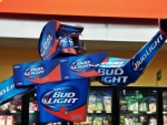 Clevleand Browns Bud Light Robot