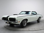 Mercury Cougar Eliminator Boss 302 1970