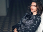 Deepika Padukone (The Woman in Black)