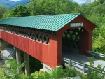 Chiselville Covered Bridge
