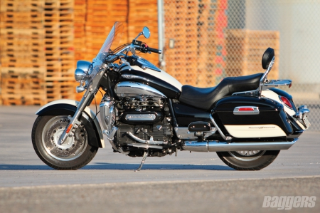 2013 Triumph Rocket 3 - 2 Tone, Bike, Triumph, Chrome