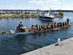Barrie's dragon boat racing