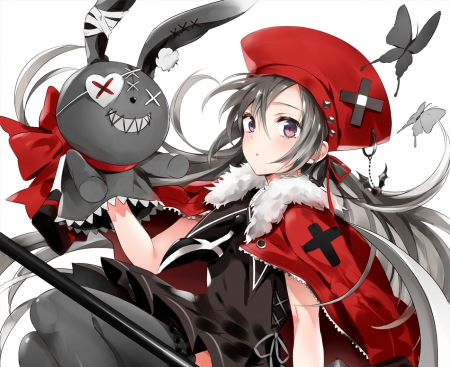 Red and black other anime background wallpapers on - Red and black anime ...
