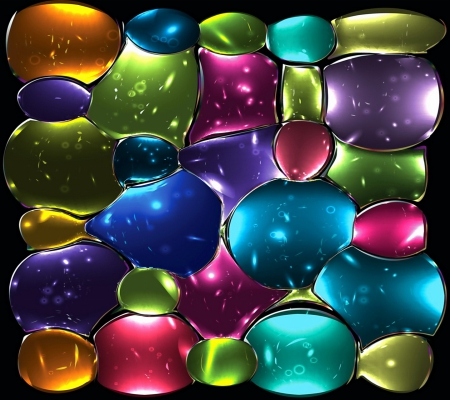 amazing 3d abstract ball - photo #22