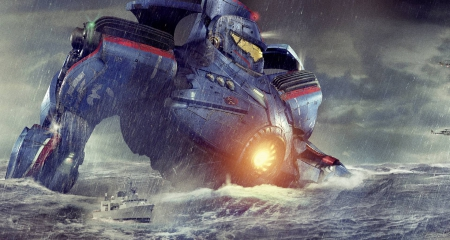 Pacific Rim - Pacific, movie, Rim, robot