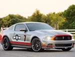 Ford Mustang Red Tails Edition