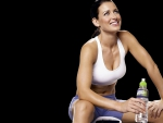 Kirsty Gallacher super supermodel
