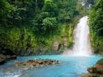 Rio Celeste National Park, Costa Rico
