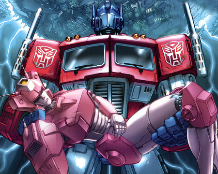 Transformers - decepticons, robot, autobots, transformers, cartoon, anime