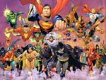 Justice League and Justice Society