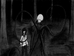 SLENDER Vs. Jeff the killer Round 3