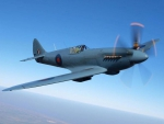 Spitfire Mk XIX Photo reconnaissance fighter