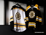 Boston Bruins Jerseys Wallpaper