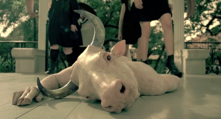 AMERICAN HoRRoR SToRY:CoVEN - witches, creepy, TV Series, american horror story, minotaur, coven