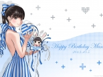 Happy Birthday Takane Manaka!!!