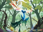 Xerneas Pokemon X and Y