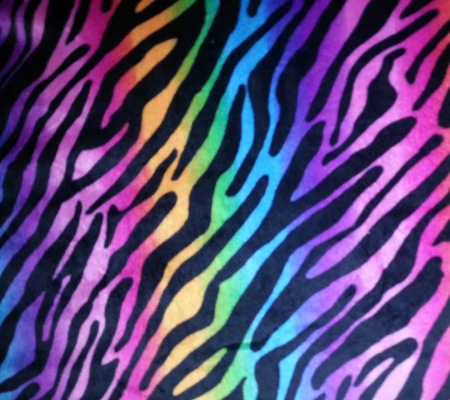 Colored Animal Print - Textures & Abstract Background ... Multi Colored Zebra Print Wallpapers
