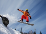 Snowboarding Wallpaper-Shaun White