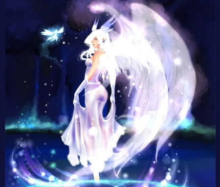 Images Of Light Fairies Wallpaper