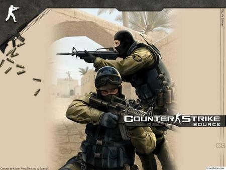 Counter Strike Source - source, counter strike, games, counter-strike, cs, counterstrike