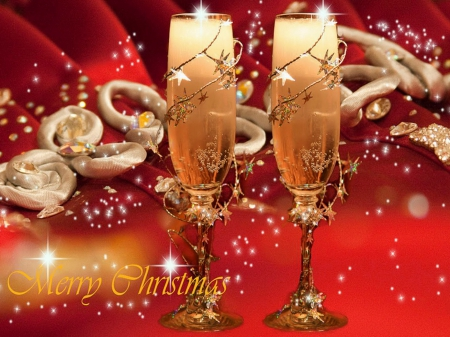 Toast to Christmas - Photography & Abstract Background Wallpapers ...