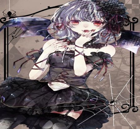 vampire girl other amp anime background wallpapers on
