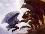 Archangel vs Demon Lord