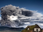 eyjafjallajokull volcano eruption in iceland