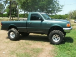 Ford Ranger Regular Cab 1996