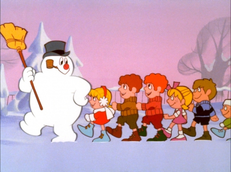 Frosty the Snowman Parade - Movies & Entertainment ...