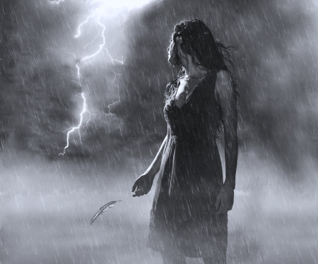 Lost in storm - Other & People Background Wallpapers on ...