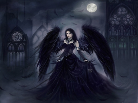 dark queen - Other & Abstract Background Wallpapers on ...