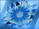 Bloom in blue