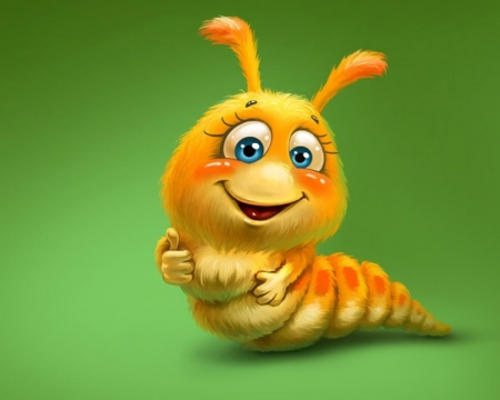 Image result for smiling caterpillar