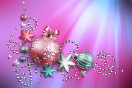 christmas decoration other amp abstract background