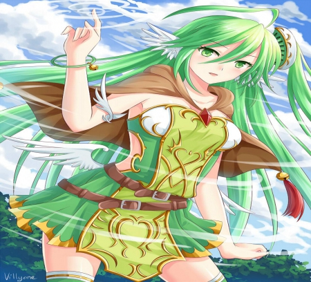 Comments on Wind Angel - Other Wallpaper ID 1619243 ...
