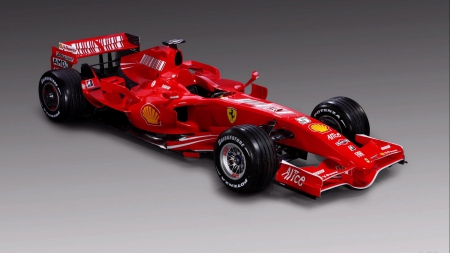 F1 - race, Car, ferrari, fast, red, f1
